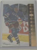 1994-95 Upper Deck UD SP Insert Die Cut #SP-141 Petr Nedved Rangers Hockey Card