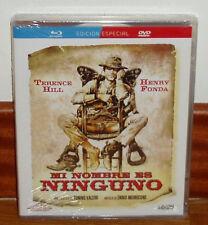 MI NOMBRE ES NINGUNO EDICION ESPECIAL BLU-RAY+DVD NUEVO PRECINTADO (SIN ABRIR)
