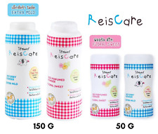 ReisCare Body Baby Powder 100% Talc-Free Made From Rice Hypoallergenic Organic