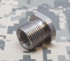 1/2x28 to 3/4x16 Barrel Thread Adapter Made US 5.56  308 Free Ship Stainless4073