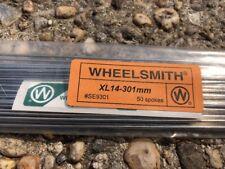 Wheelsmith XL14 301mm Bicycle Wheel Spokes 50 Spokes