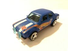 1/64 hot wheels 1970 ford escort RS1600 50th anniversary