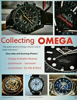 Collecting Omega Collector Watch Guide Book Seamaster Speedmaster Constellation