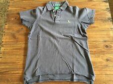 Used - Polo Shirt ABERCROMBIE - Short sleeve Manga corta - Size M - Color Azul