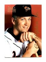 1996 PINNACLE SELECT CERTIFIED EDITION RED # 53 CAL RIPKEN JR. w/ COATING MINT