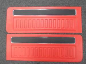 Vinyl Interior Door Panels Parts For Ford Maverick For Sale Ebay