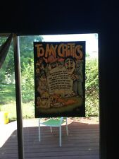 1970's black light poster. Antique and furry to the touch. I grew up with it!