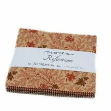"Moda Charm Pack ~ Reflections ~ Jo Morton~   5"" x 5"" Squares~100% Cotton"