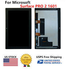 WOW For Microsoft Surface PRO 2 1601 LCD Screen Touch Digitizer Assembly Black