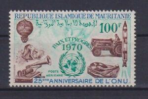 Mauretanien Nr. 400 ** postfrisch (25 Jahre UNO)