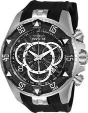New Mens Invicta 24271 Excursion Touring Chronograph Silicone Strap Watch