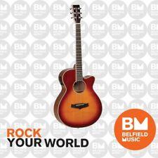 Tanglewood Winterleaf Super Folk Cutaway Acoustic Guitar Sunburst - Brand New