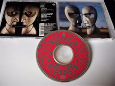 PINK FLOYD THE DIVISION BELL CD 1994 SONY MUSIC MADE IN JAPAN SRCS 7324 VERYGOOD