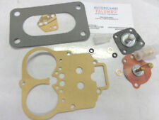 W 38 KIT CARBURATORE FIAT 124 SPECIAL WEBER 32 DHS  Z