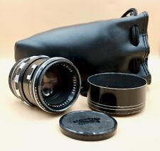 SCHNEIDER KREUZNACH TELE XENAR 90mm 3.5 Preset Portrait Tele Lens for M42 fit