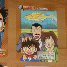 DETECTIVE CONAN PP CARDDASS CARD CARTE 17 MADE IN JAPAN 1996 **