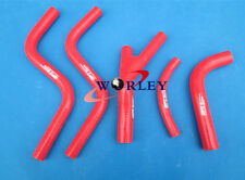 For Honda CR250R CR250 CR 250 R 85 86 87 1985 1986 1987 silicone radiator hose