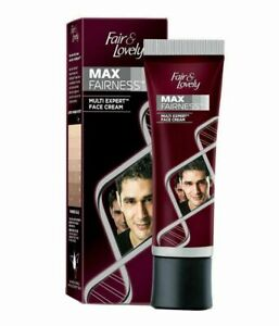 3 pc  Fair & and Lovely Mens MAX FAIRNESS CREAM 50 gm free shipping