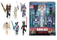 Roblox Summoner Tycoon Six Figure Pack Ages 6+ Toy Play Game Gift Sword Fight