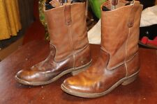 RED WING LEATHER ENGINEER MOTORCYCLE WORK BOOTS 9.5 C