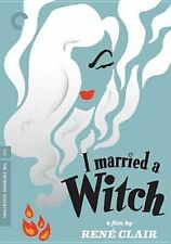 I Married a Witch 0715515111010 With Veronica Lake DVD Region 1