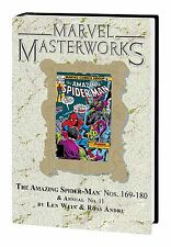 MARVEL MASTERWORKS AMAZING SPIDER-MAN VOL #17 HARDCOVER Comics DM VARIANT 226 HC
