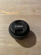 Canon 40mm f/2.8 Ef Stm Pancake Digital Slr Camera Lens