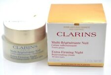 Clarins Extra Firming Night Rejuvenating Cream All skin Types 1.7 oz