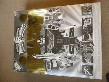 Mighty Morphin Power Rangers Megazord Ltd Edition, Mid década de 1990 nuevo, no integrado