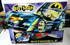 BATMAN BATMOBILE MATTEL 2003 DETACHABLE ROBIN CYCLE New in box