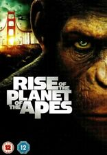 RISE OF THE PLANET OF THE APES DVD REGION 2 JAMES FRANCO BRAND NEW & SEALED