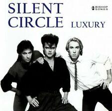 SILENT CIRCLE - LUXURY  2020 CD  NEU !!!