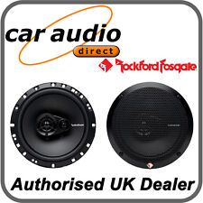 "Rockford Fosgate R165X3 16.cm 6.5"" 3 Way Full Range Coaxial Car Door Speakers BN"