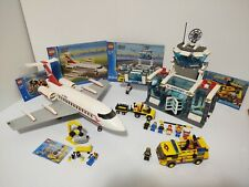 Lego 7894 City Airport 100% Complete With Sets 7891 & 7901 And All Instructions