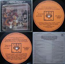New listing Walter (Wendy) Carlos A Clockwork Orange 1974 Uniq Cvr Megarare Chilean Press!