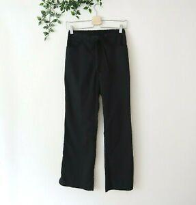 Grey's Anatomy by Barco Women's Scrub Bottoms Pants XXS Black