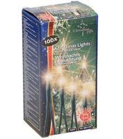 Chaîne Noël 100 Lumières 942cm 230V Intérieur Blanc Chaud Christmas Gifts