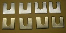 1955-1957 Chevy Belair, 210, or 150 Fender Mounting Shims 8 Pieces NEW