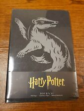 Harry Potter Hufflepuff Journal, New-in-Wrapper