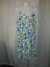 Sleeveless Sundresses Tank Cam Old Navy 2XL,XL,L,M,S Multi color100% rayon visco