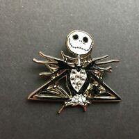 Jack Skellington - Spiderweb - Jeweled - Disney Pin 56750