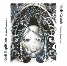 NieR Gestalt Replicant Original Soundtrack XBOX 360 PS3 SOUNDTRACK CD