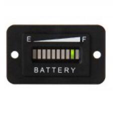 Golf Cart Accessories 48 Volt LED Battery Indicator Meter Gauge 48v Club Car