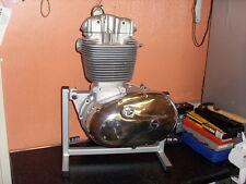motor cycle bsa c15-b25-b40-b50 -b44 - triumph tr25-ccm engine stand.