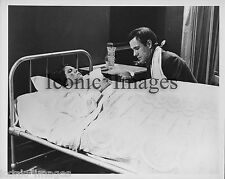 ORIG.1972 TV PHOTO-A FAMILY AT WAR- LESLEY NUNNERLEY-MICHAEL ARMSTRONG-HOSPITAL