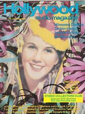 DEC 1979 HOLLYWOOD STUDIO vintage movie magazine - DEANNA DURBIN