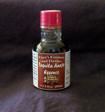 Papa's Tequila Anejo Spirit Essence. with Blue Agave notes. one 2 oz Bottle