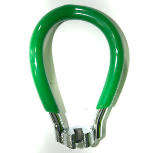 Veloce Spoke key BMX, MTB Road bikes green 3.20mm