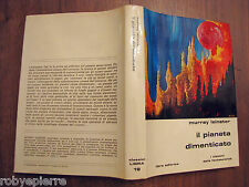 Slan Fantascienza Libra Editrice n 18 IL PIANETA DIMENTICATO Murray Leinster '75