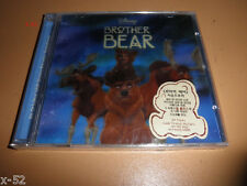 BROTHER BEAR rare 3D lenticular CARD COVER soundtrack CD disney PHIL COLLINS